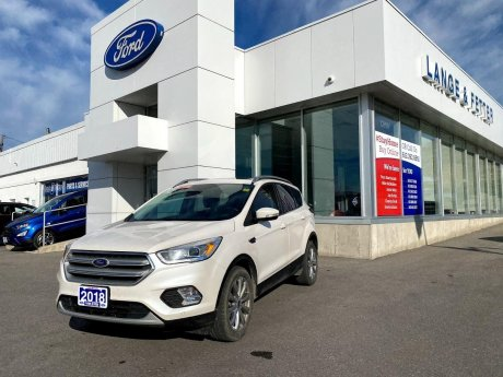 2018 Ford Escape - 19169A Image 1