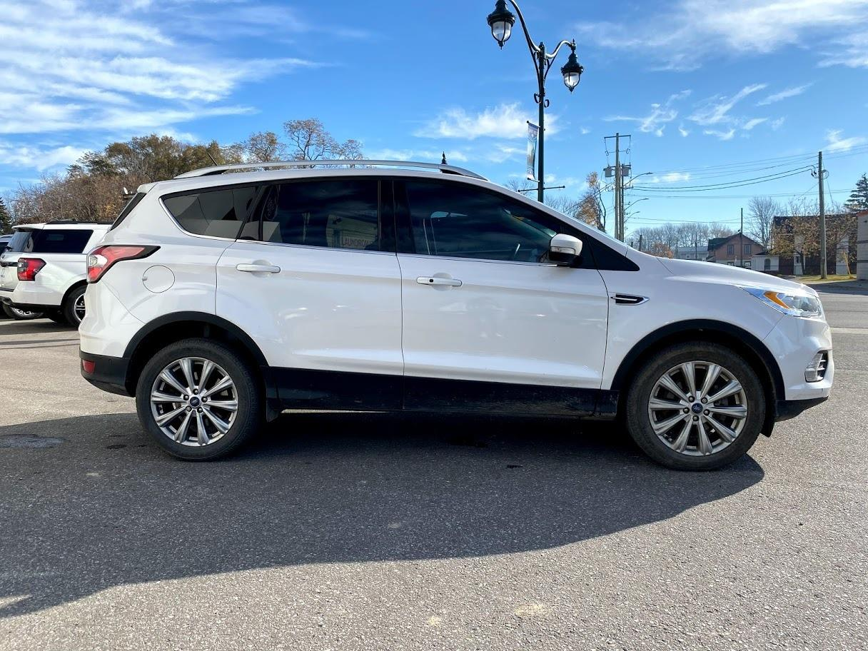 2018 Ford Escape Titanium - 19169A Mobile Image 3