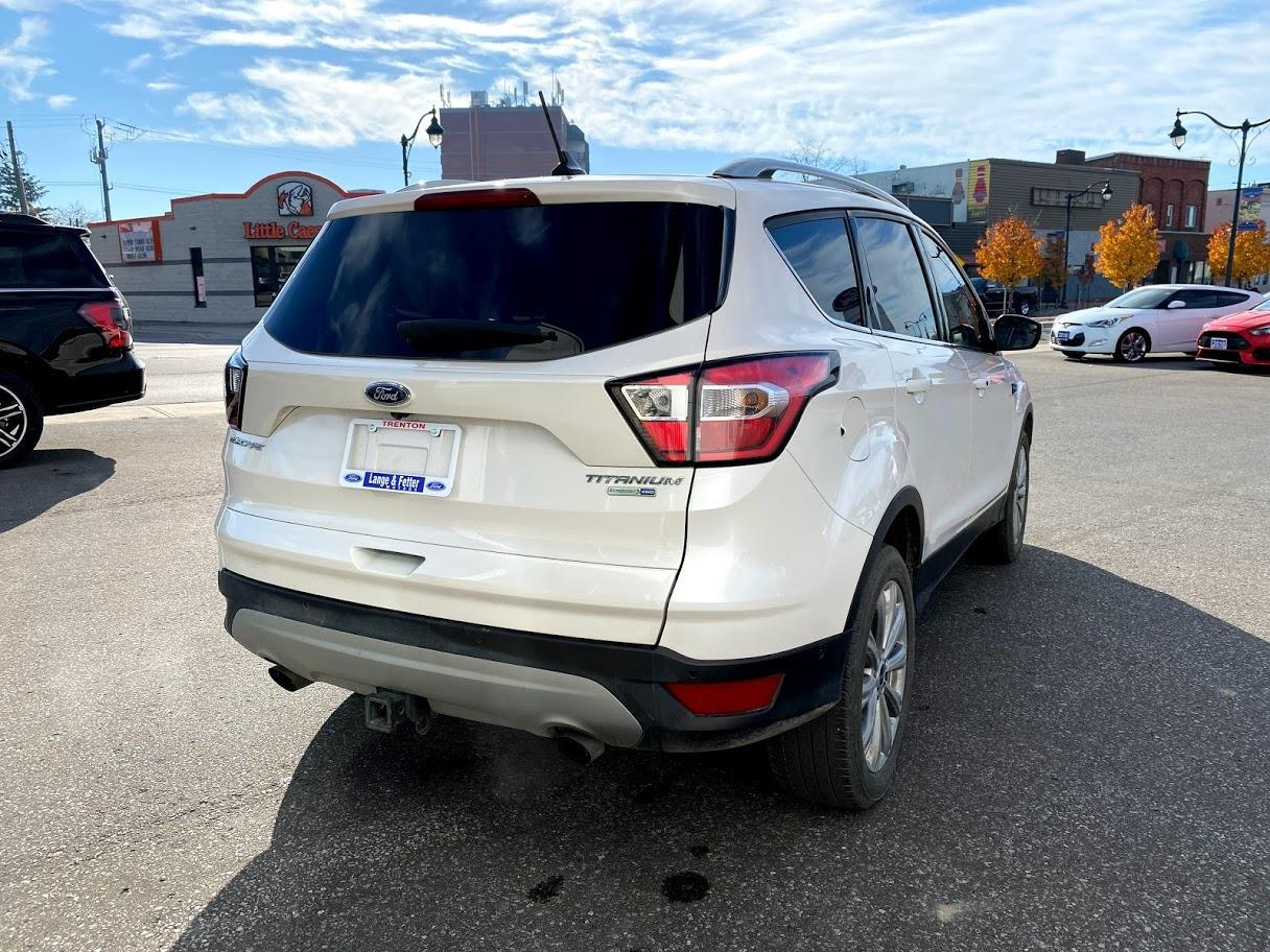 2018 Ford Escape Titanium - 19169A Mobile Image 4