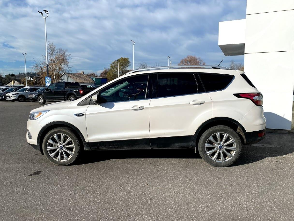 2018 Ford Escape Titanium - 19169A Mobile Image 7