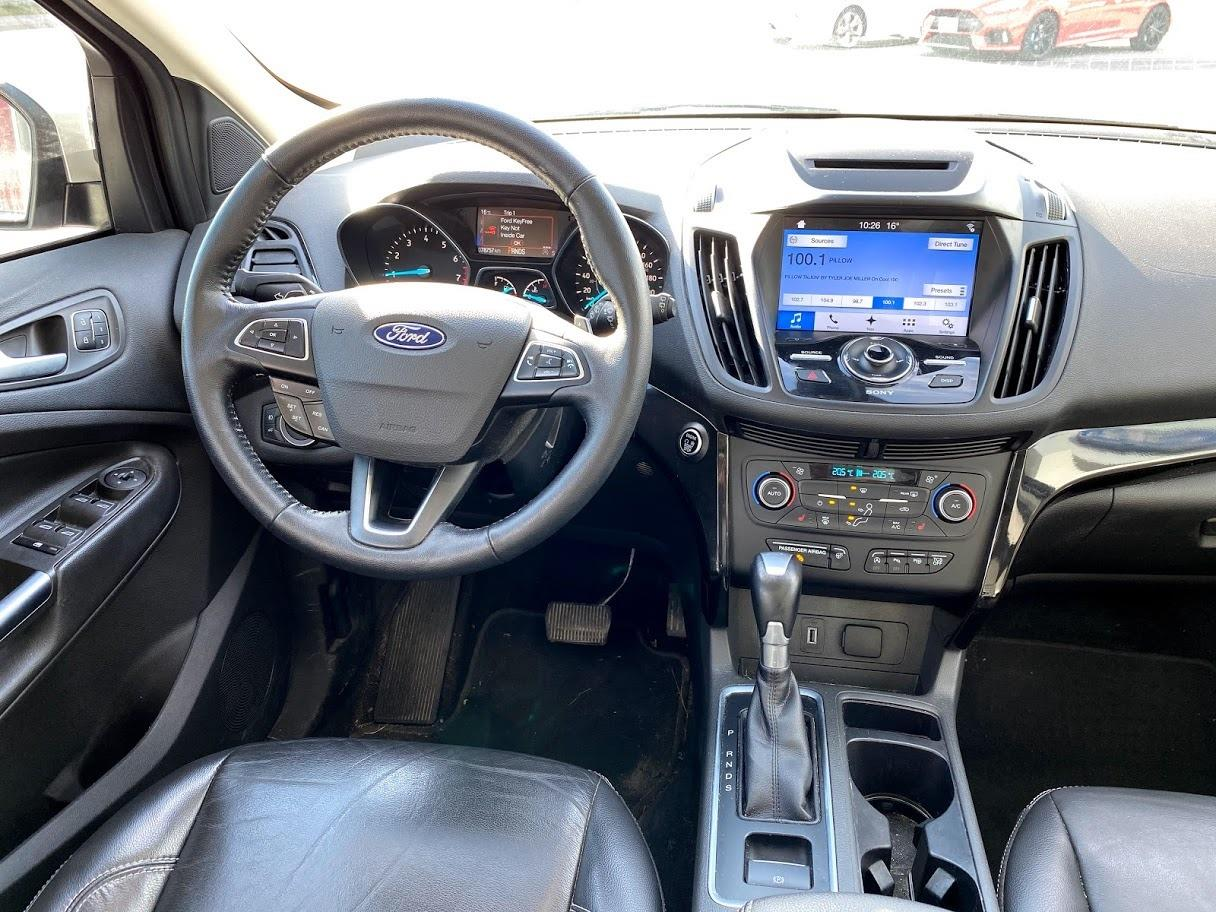 2018 Ford Escape Titanium - 19169A Mobile Image 10