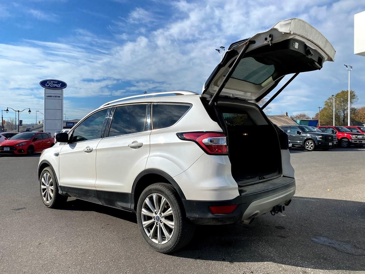 2018 Ford Escape Titanium - 19169A Mobile Image 29