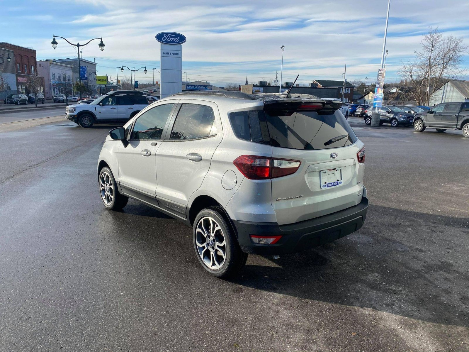 2020 Ford EcoSport SES - 19196 Mobile Image 4