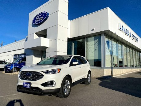 2020 Ford Edge - P19258 Image 1