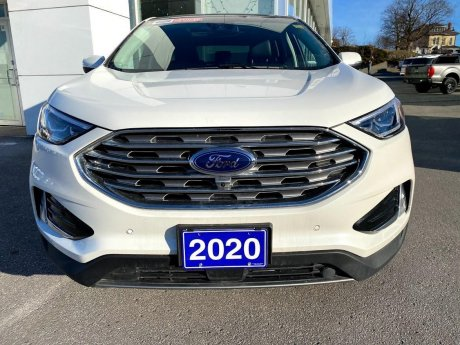 2020 Ford Edge - P19258 Image 2