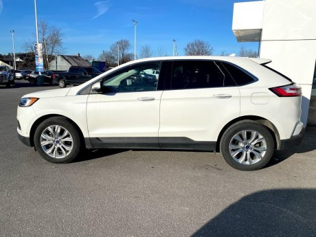 2020 Ford Edge - P19258 Image 8