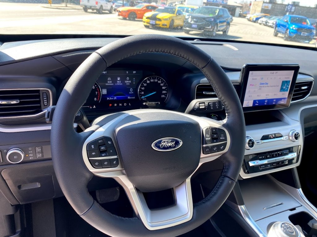 2021 Ford Explorer XLT - 19488 Mobile Image 9