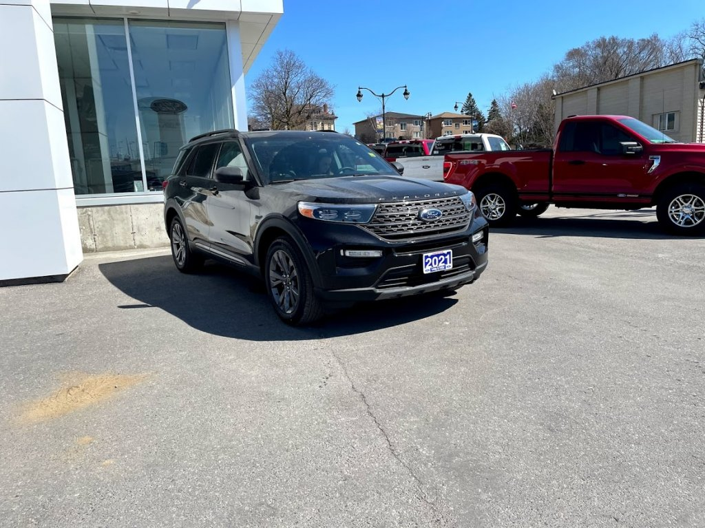 2021 Ford Explorer XLT - 19488 Mobile Image 2
