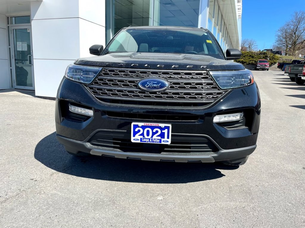 2021 Ford Explorer - 19488 Full Image 2