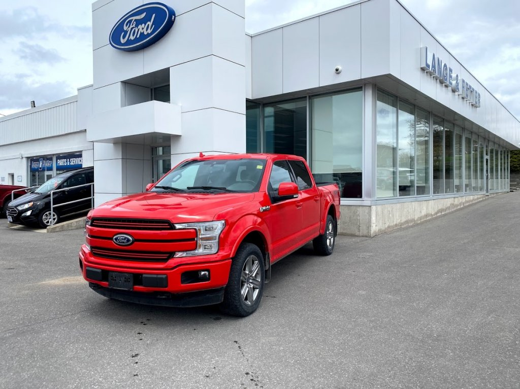 2018 Ford F-150 - 19459A Full Image 1
