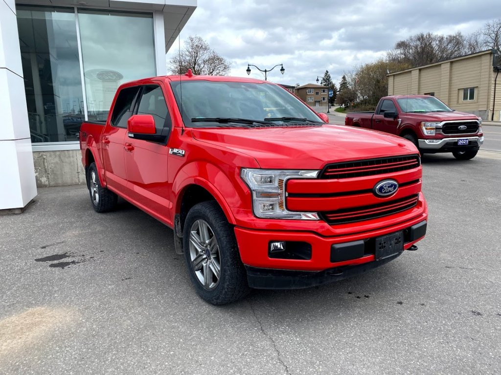 2018 Ford F-150 Lariat - 19459A Mobile Image 2