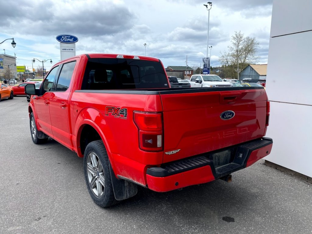 2018 Ford F-150 Lariat - 19459A Mobile Image 6