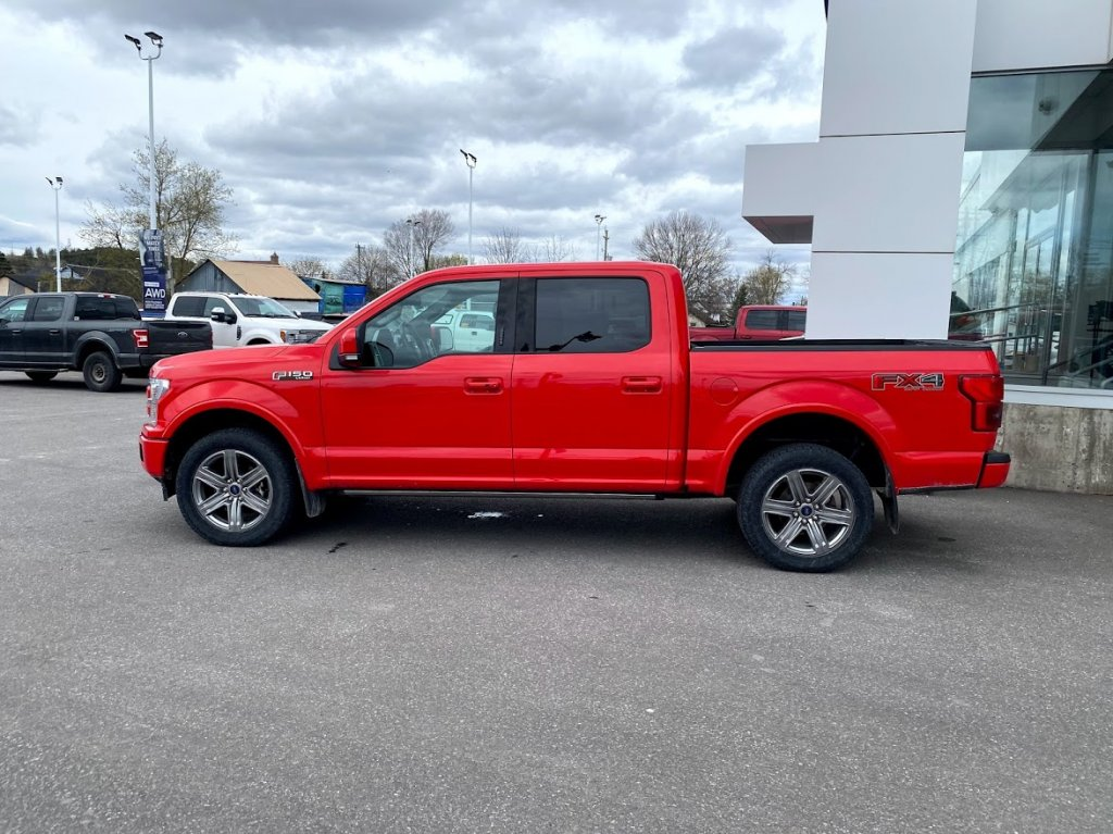 2018 Ford F-150 Lariat - 19459A Mobile Image 8